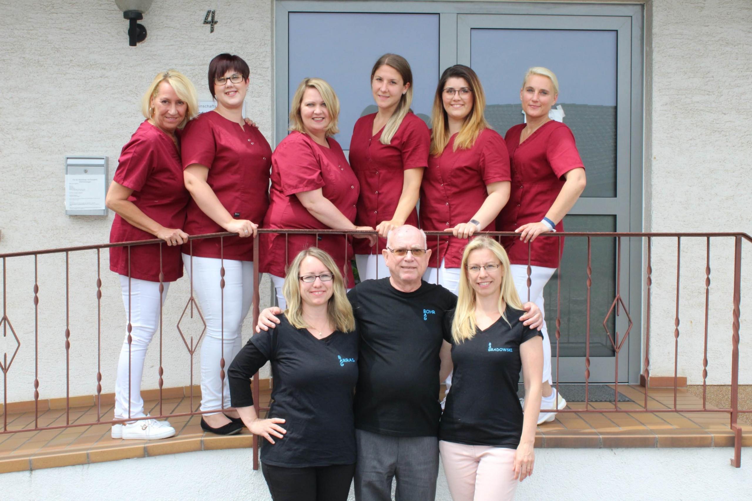 praxismeddersheim_team